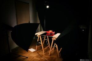 fotografické reklamní produktové studio