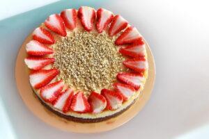 cheesecake - cukrářská výroba