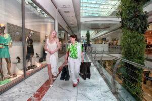nákupy s osobním modním stylistou
