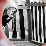 Profesionální fotografie dětí v prostředí