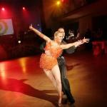 Reportážní fotografie - předtančení na plese